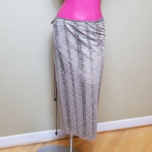 ST. John Couture bathing suit cover up NWT